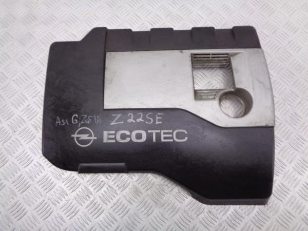 Декоративная крышка двигателя opel zafira a