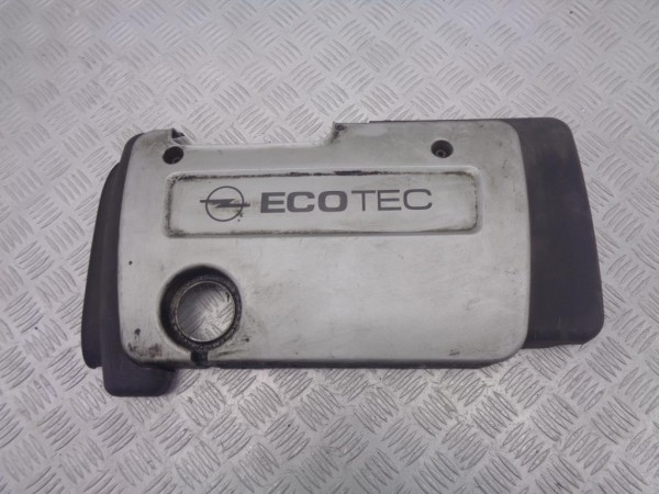 Декоративная крышка двигателя opel astra g