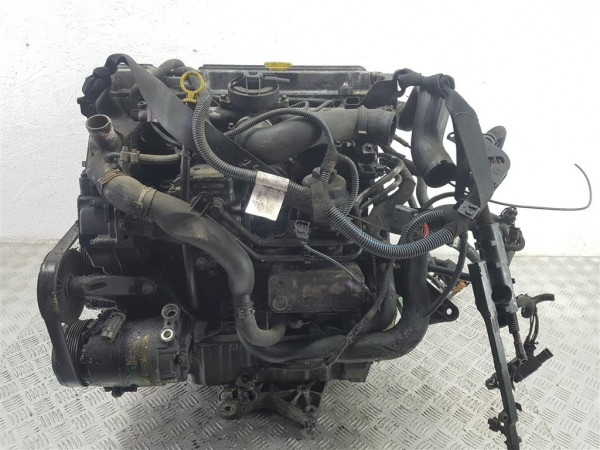 Двигатель opel zafira a