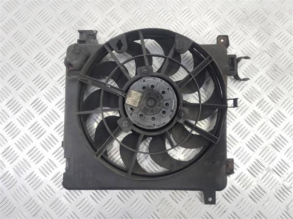 Вентилятор радиатора opel astra h