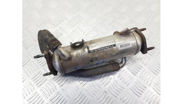 Охладитель отработанных газов (охладитель EGR) chevrolet captiva c100