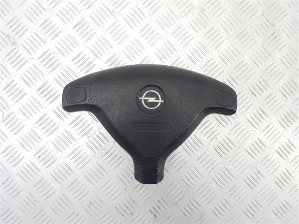 Подушка безопасности водителя opel astra g