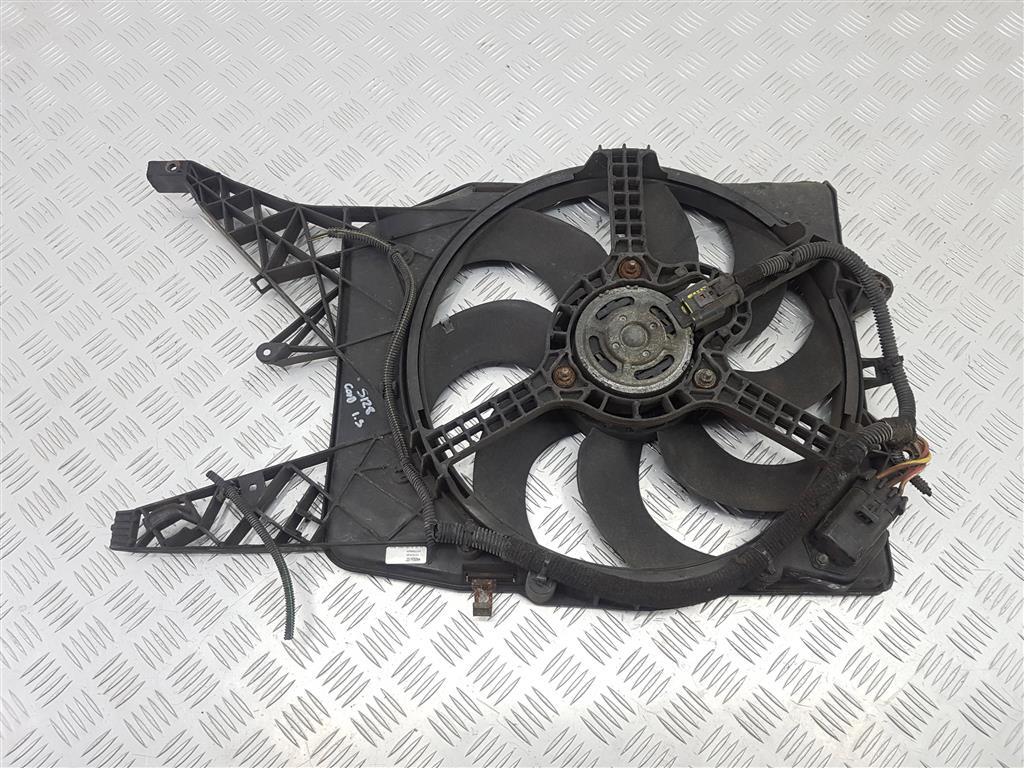 Вентилятор радиатора opel corsa d Артикул: 50868