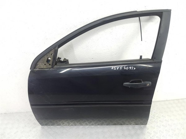 Дверь передняя левая opel vectra c
