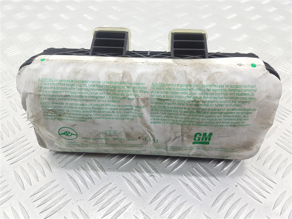 Подушка безопасности пассажира opel astra g Артикул: 45806