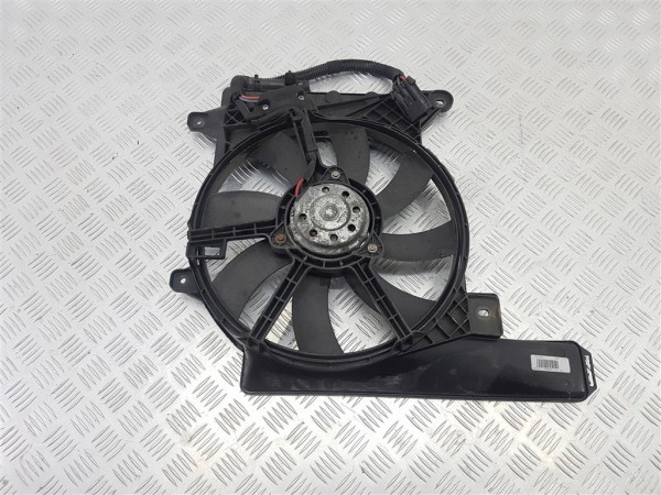 Вентилятор радиатора opel meriva a