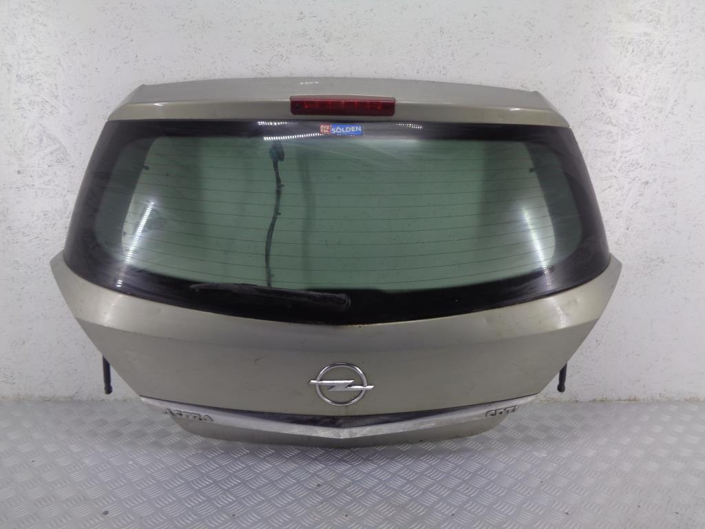 Крышка багажника opel astra h Артикул: 7942
