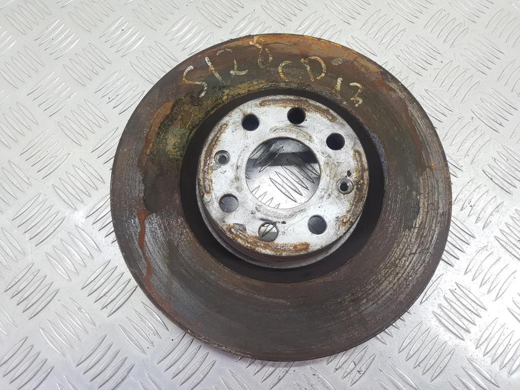 Диск тормозной передний opel corsa d Артикул: 36502