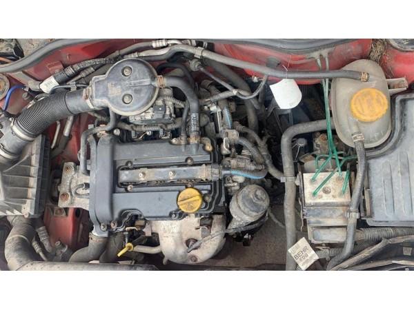 Двигатель opel corsa c
