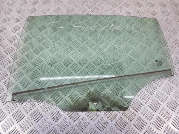 Стекло двери задней левой opel insignia