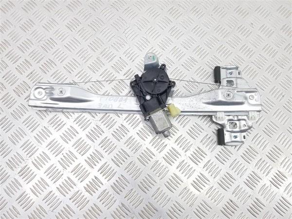 Стеклоподъемник электрический задний левый chevrolet cruze
