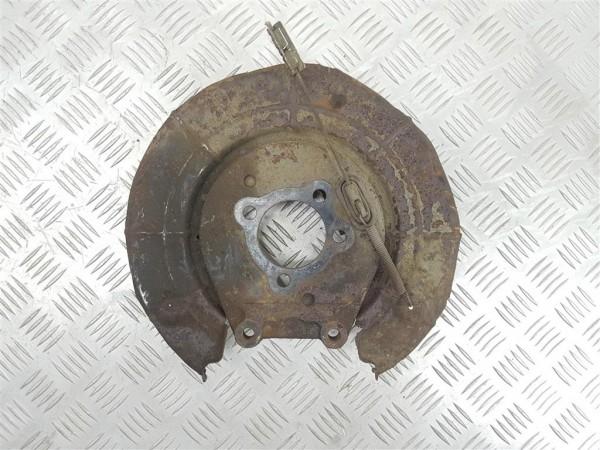 Диск опорный тормозной opel vectra b