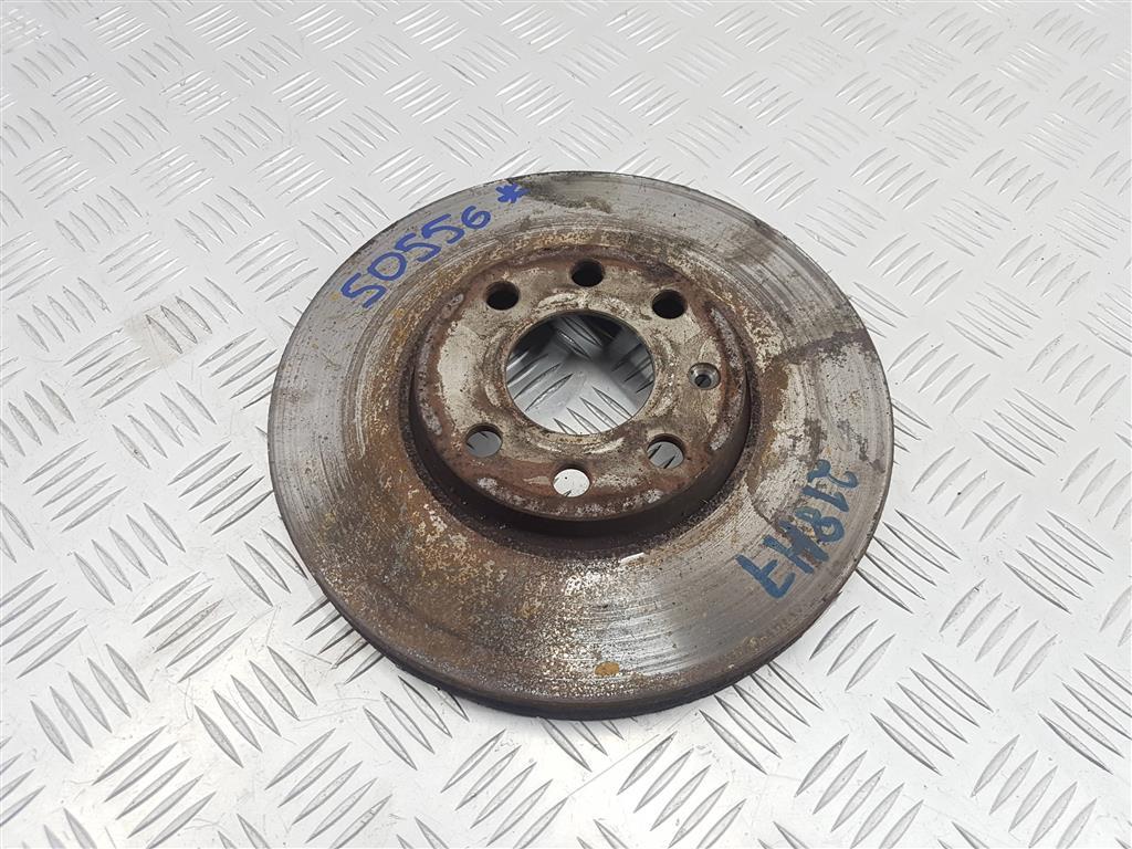 Диск тормозной передний opel astra g Артикул: 50556
