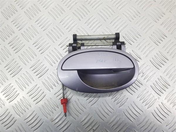 Ручка наружная передняя правая opel meriva a