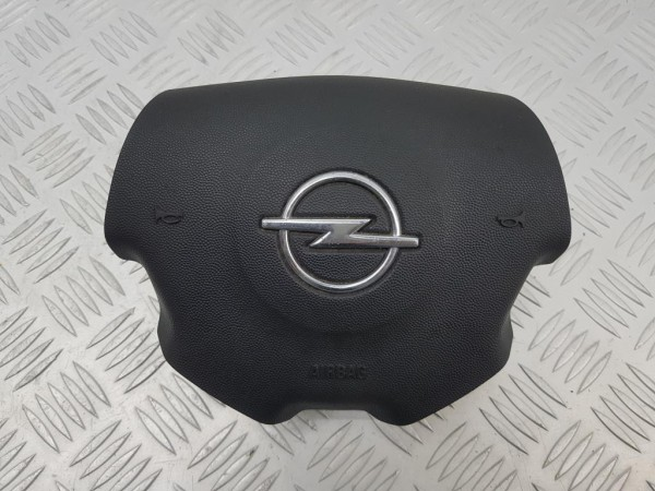 Подушка безопасности водителя opel signum