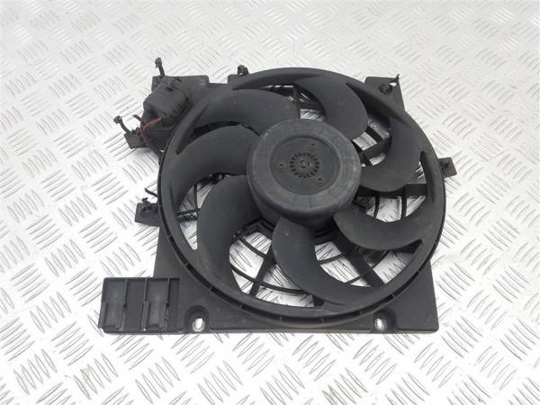 Вентилятор кондиционера opel astra h