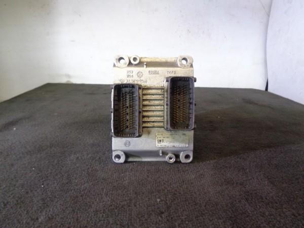 Блок управления двигателем opel omega b