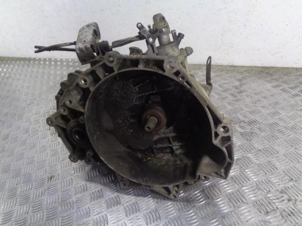 КПП механическая (МКПП) opel vectra c