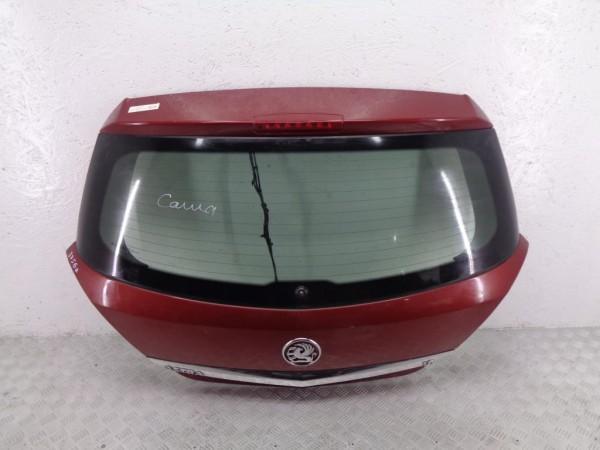 Крышка багажника opel astra h