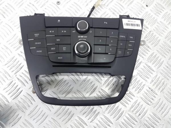 Блок кнопок opel insignia