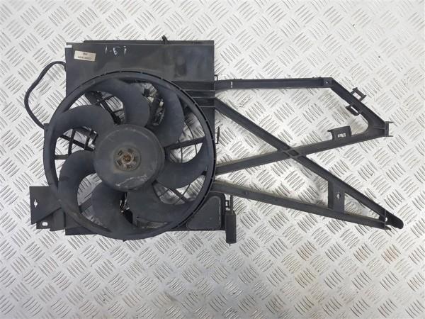 Вентилятор кондиционера opel vectra b