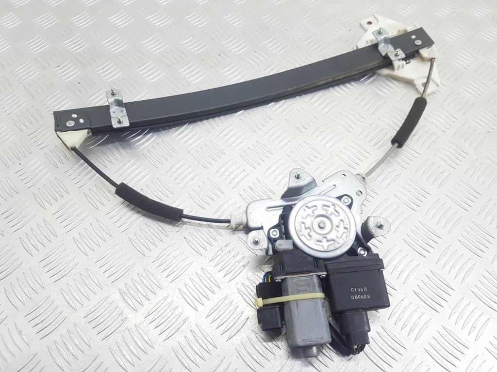 Стеклоподъемник электрический передний правый chevrolet captiva c100 Артикул: 38530