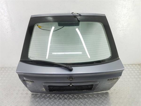 Крышка багажника opel astra g