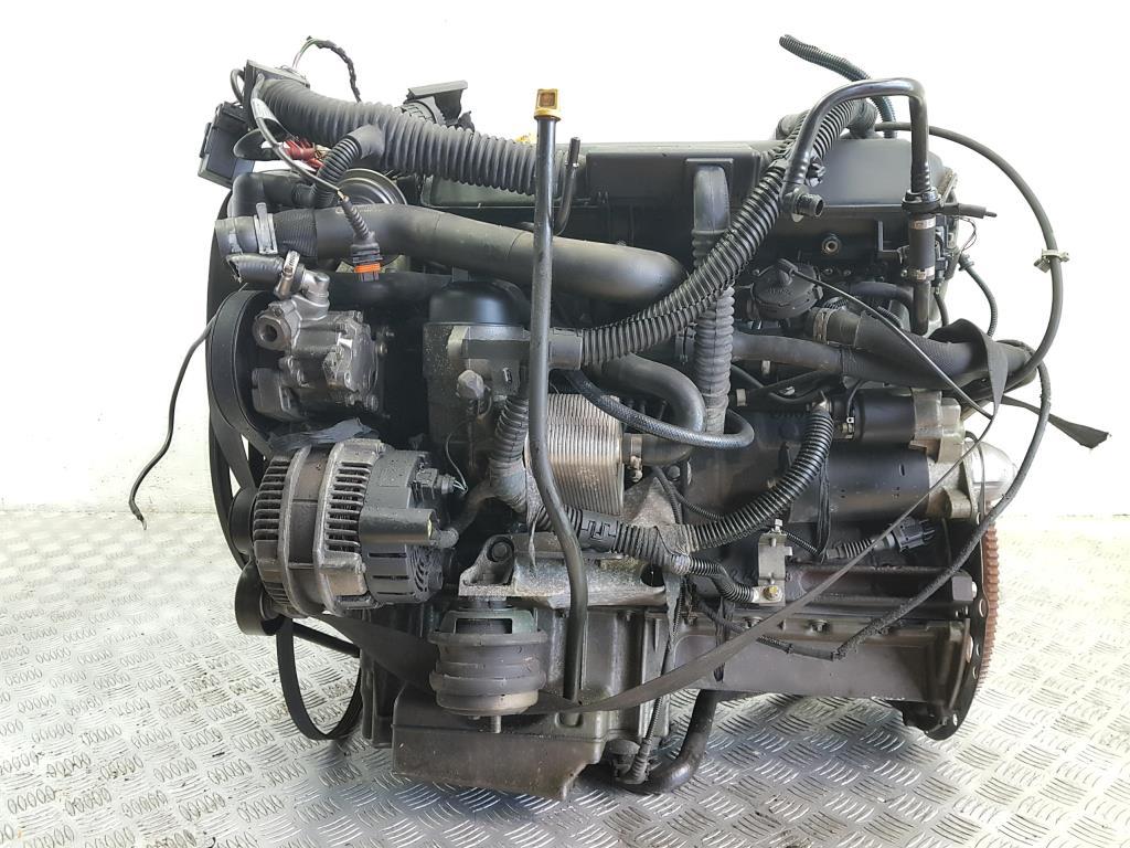 Двигатель opel omega b Артикул: 24515