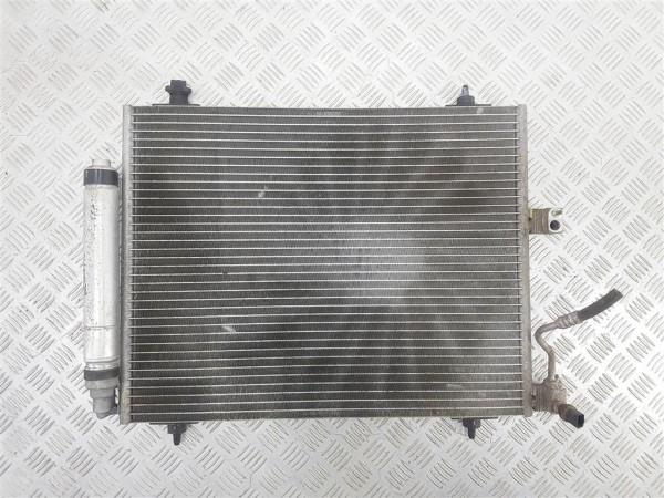 Радиатор кондиционера peugeot 807