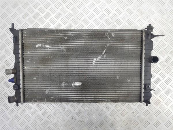 Радиатор основной opel vectra b
