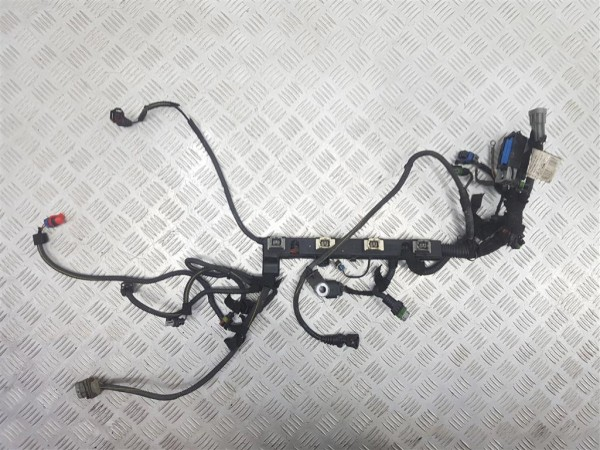 Проводка двигателя (коса) opel astra g