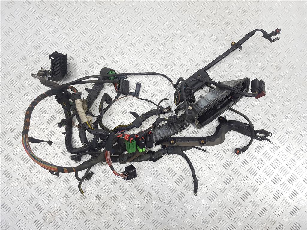 Проводка двигателя (коса) opel vectra b Артикул: 60936