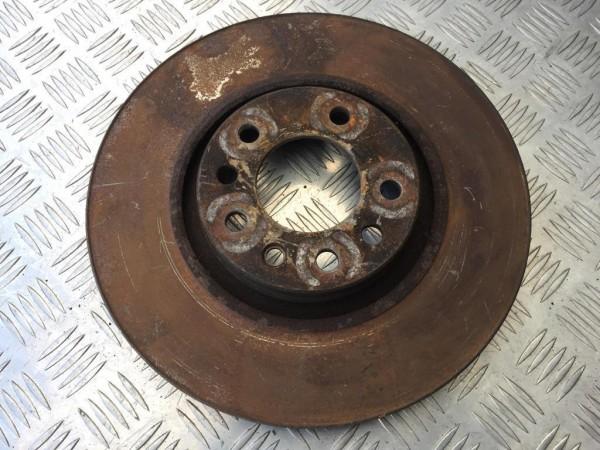 Диск тормозной передний opel vectra c