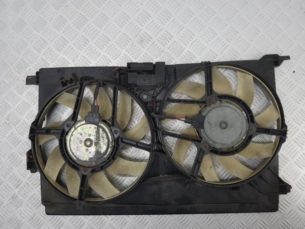 Вентилятор радиатора opel vectra c
