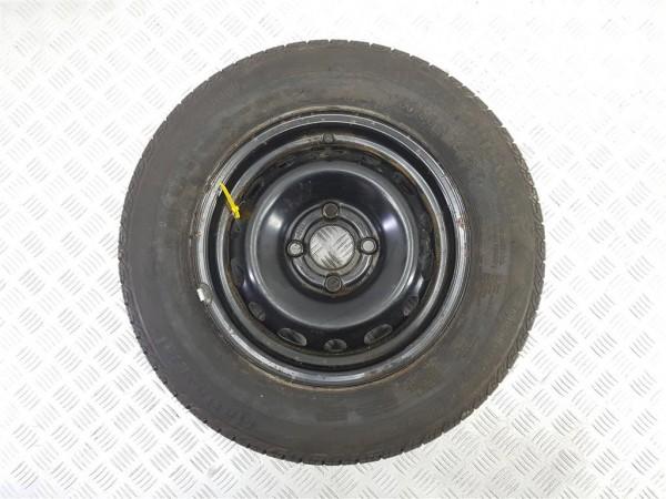 Колесо запасное (таблетка, докатка) opel corsa c