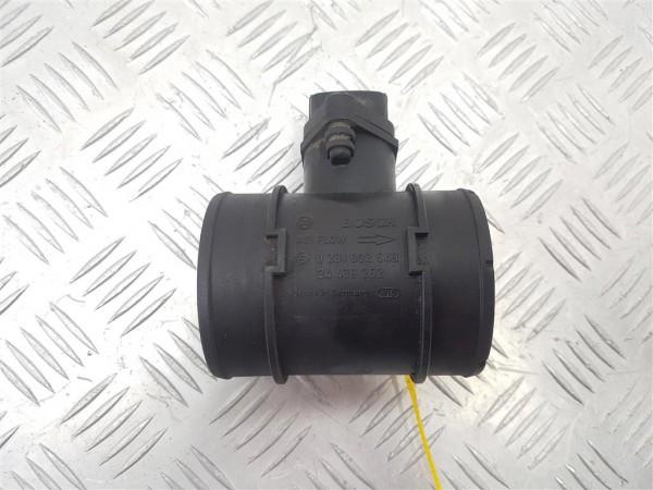 Расходомер воздуха opel corsa c
