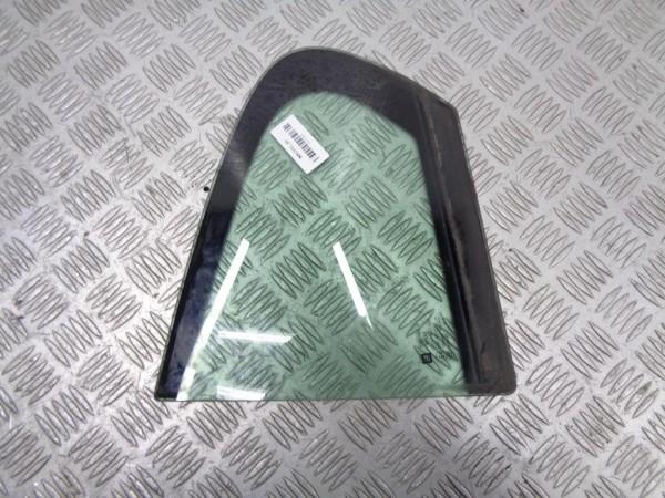 Форточка задняя левая opel insignia