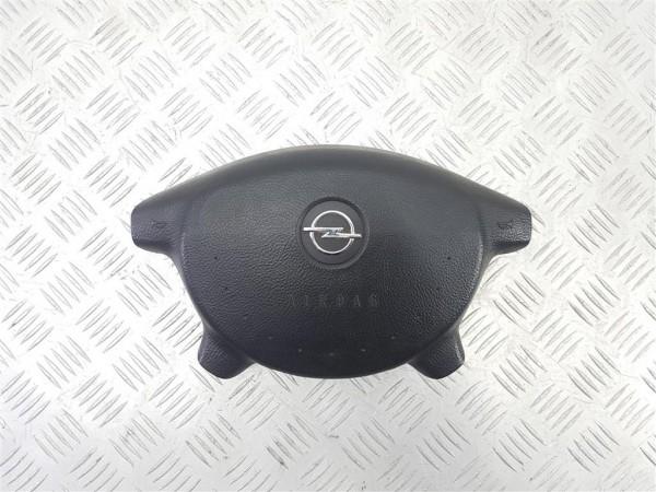 Подушка безопасности водителя opel omega b