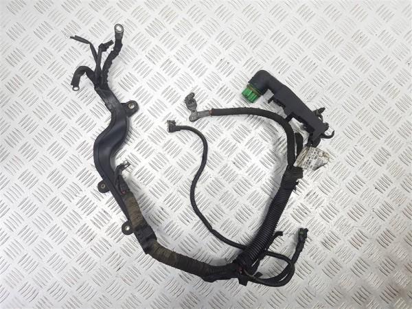 Проводка двигателя (коса) opel vectra b