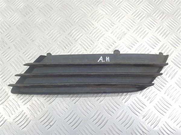 Заглушка (решетка) в бампер левая opel astra h