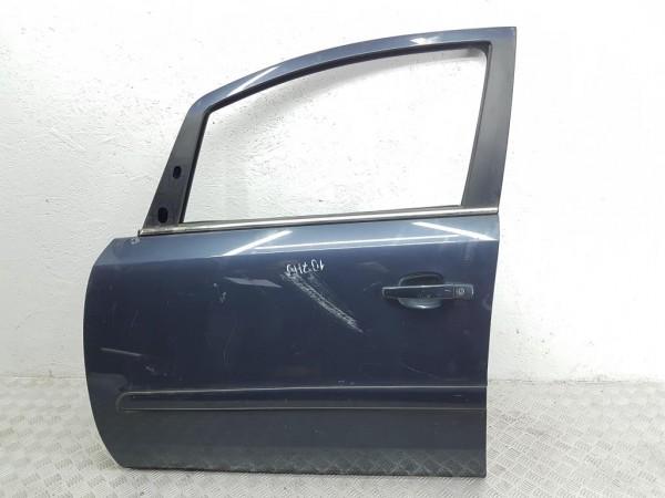 Дверь передняя левая opel zafira b
