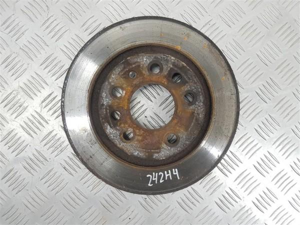 Диск тормозной задний opel vectra c