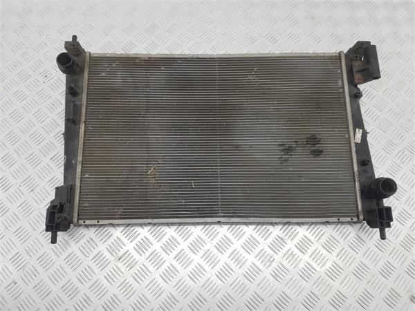 Радиатор основной opel corsa d