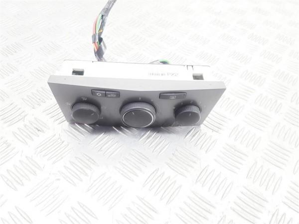 Блок управления печки/климат-контроля opel astra h