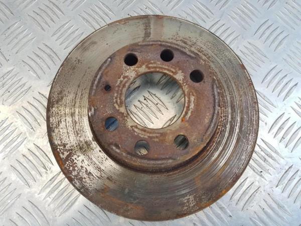 Диск тормозной передний opel corsa b