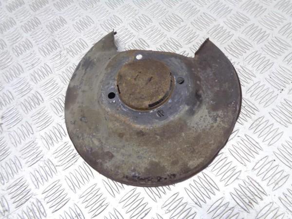 Кожух защитный тормозного диска chevrolet cruze
