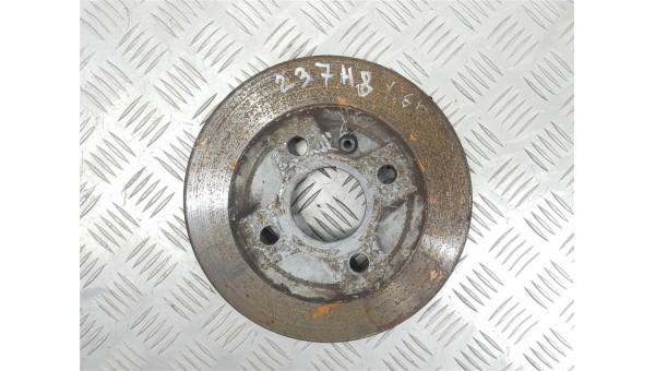 Диск тормозной задний opel astra h