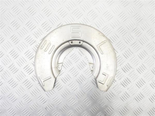 Кожух защитный тормозного диска tesla model 3