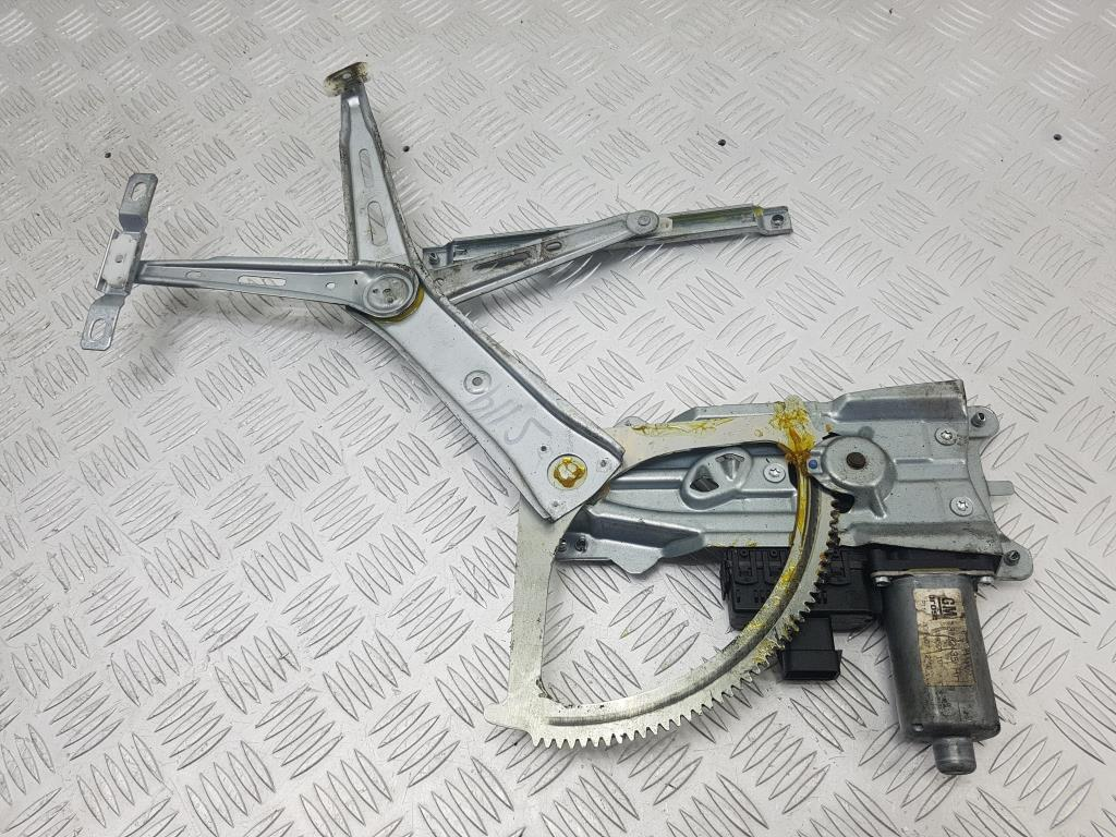Стеклоподъемник электрический передний правый opel zafira b Артикул: 38454