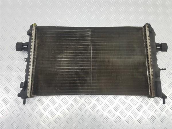 Радиатор основной opel astra g